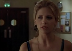 Buffy the Vampire Slayer 02x07 : Lie to Me- Seriesaddict